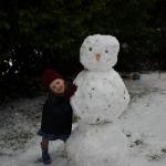 YEAR 5: ANNUAL SNOWMAN