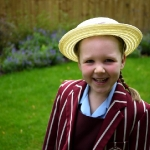 YEAR 5.5: BOATER HAT