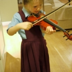 YEAR 6: VIOLIN LESSONS